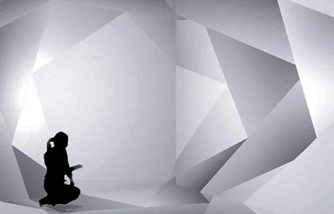 Définir un espace de la maison, photomontage, 2007