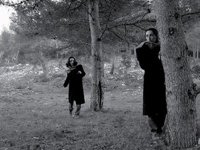 Sans titre [extrait de la série Intermédiaire] / 2008 / tirage jet d'encre / 20 x 30 cm