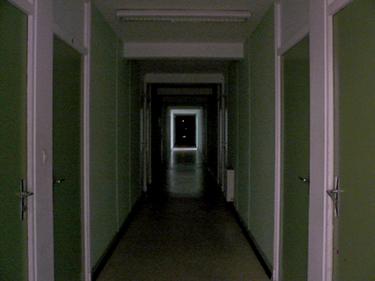 La porte / 2007-2008 / vidéo HD, format 16/9 ème / 3 min 23 sec