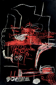 Geanina - Basquiat, 2010