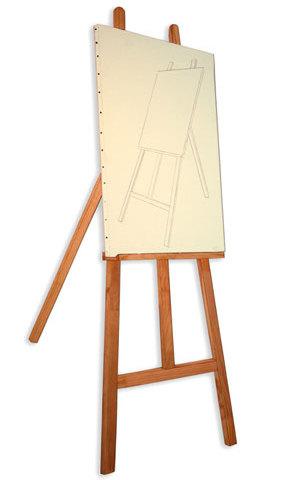 Sans titre 2008 Bois, toile, dessin sur toile, Carton, plastique, plexiglas, photographie, 110 x 100 x 1 cm