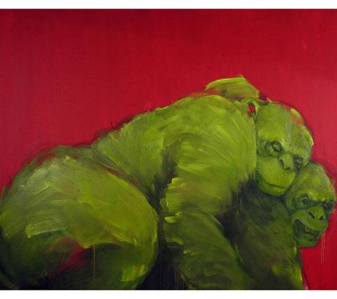 De la série Primates - 2006/2009