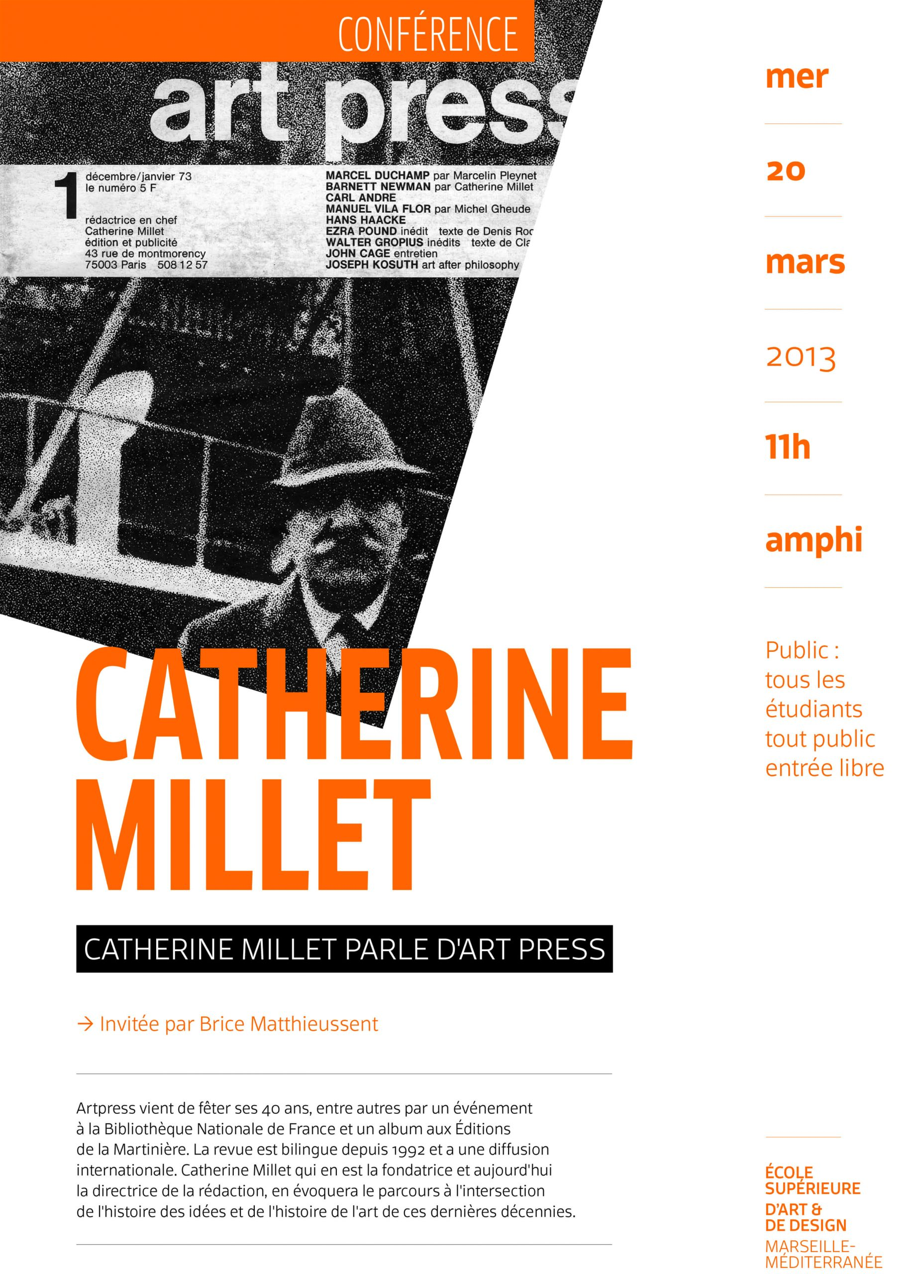 Catherine Millet | Pearltrees